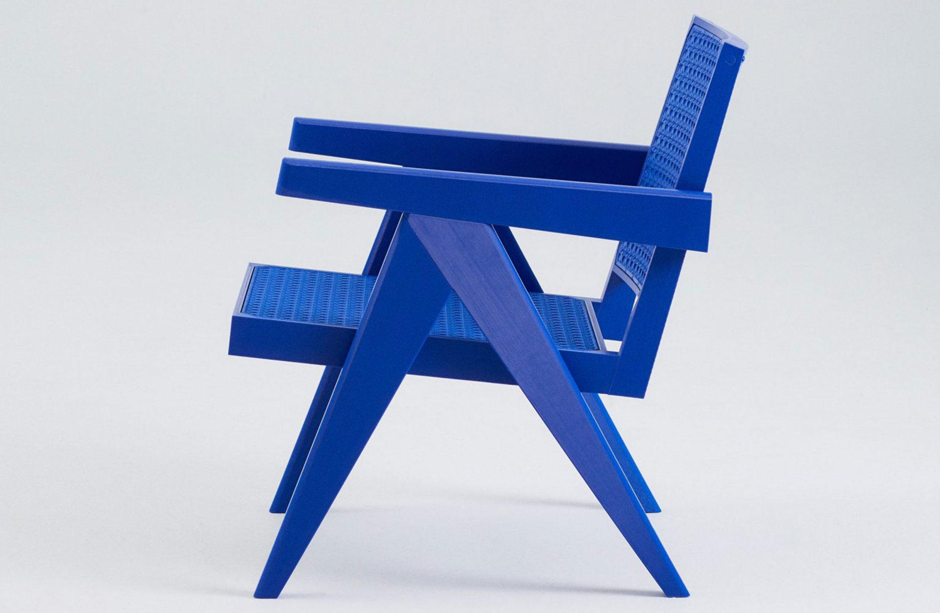 Пьер Жаннере кресло фото