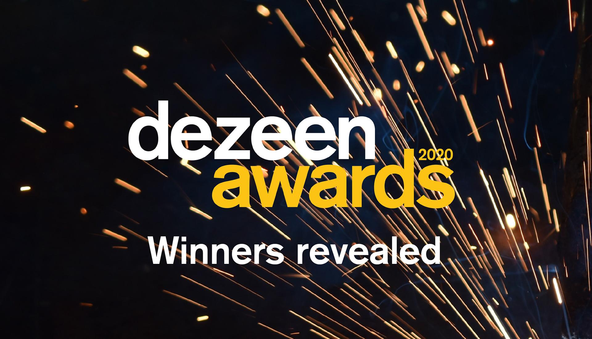 DEZEEN AWARDS 2020 фото