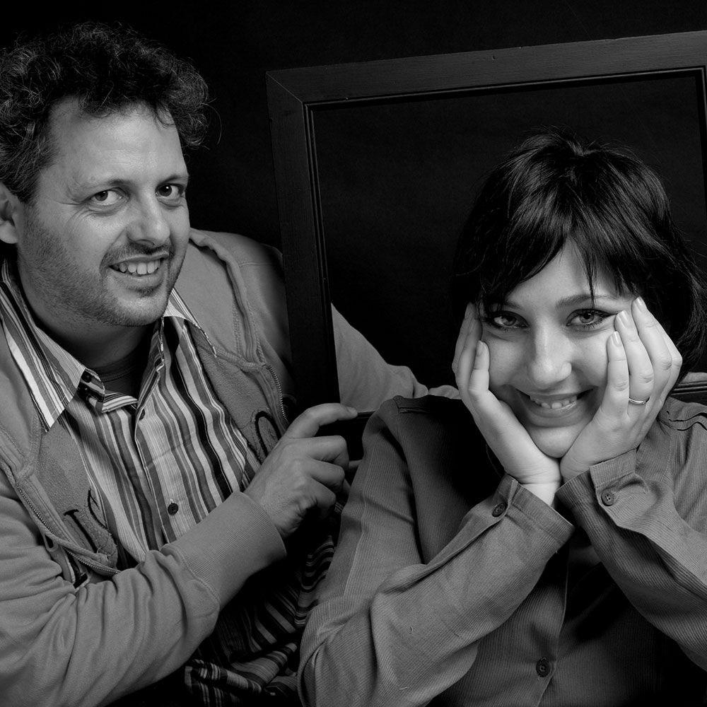 Лаура Фьяски и Габриэле Парди фото
