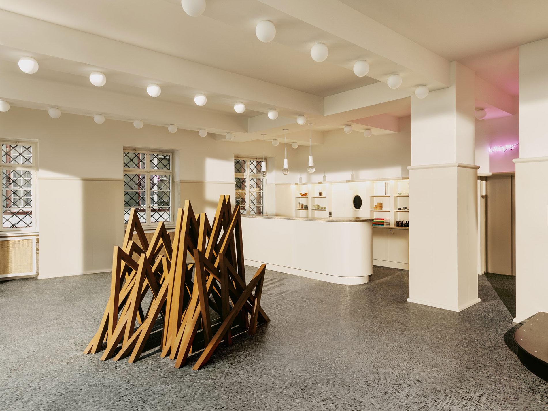 Herzog & de Meuron проекты фото