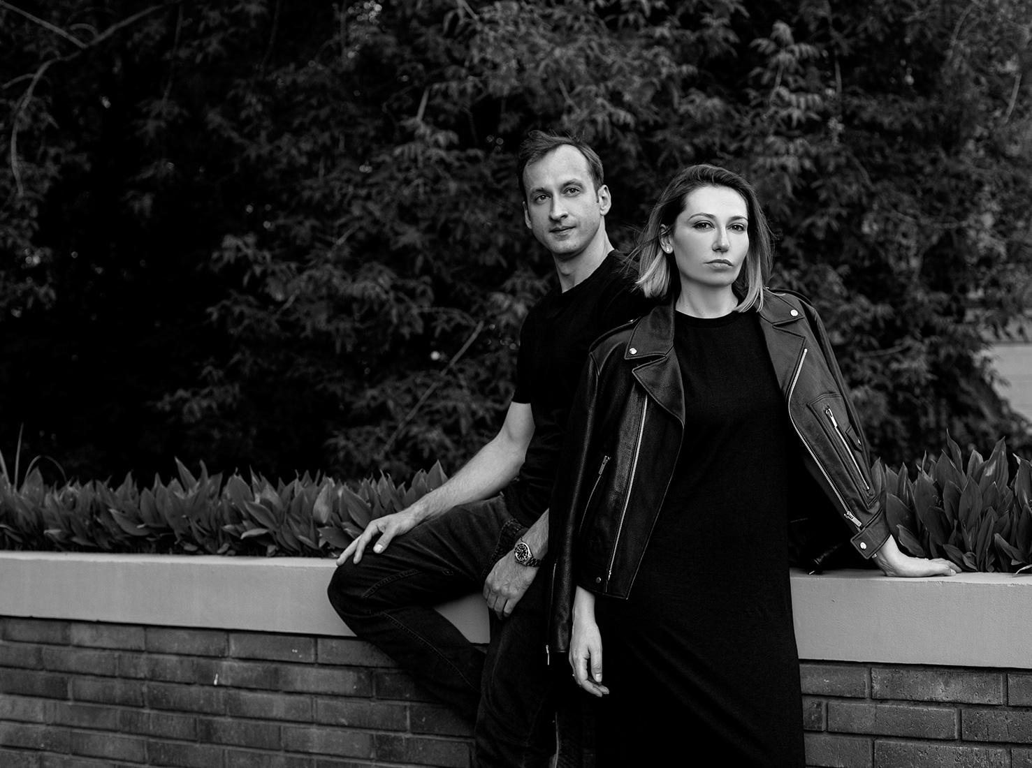 Анна и Александр Краузе фото