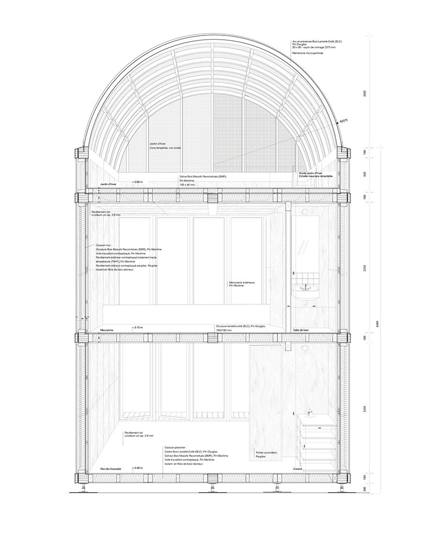 Автономное жилье проект фото