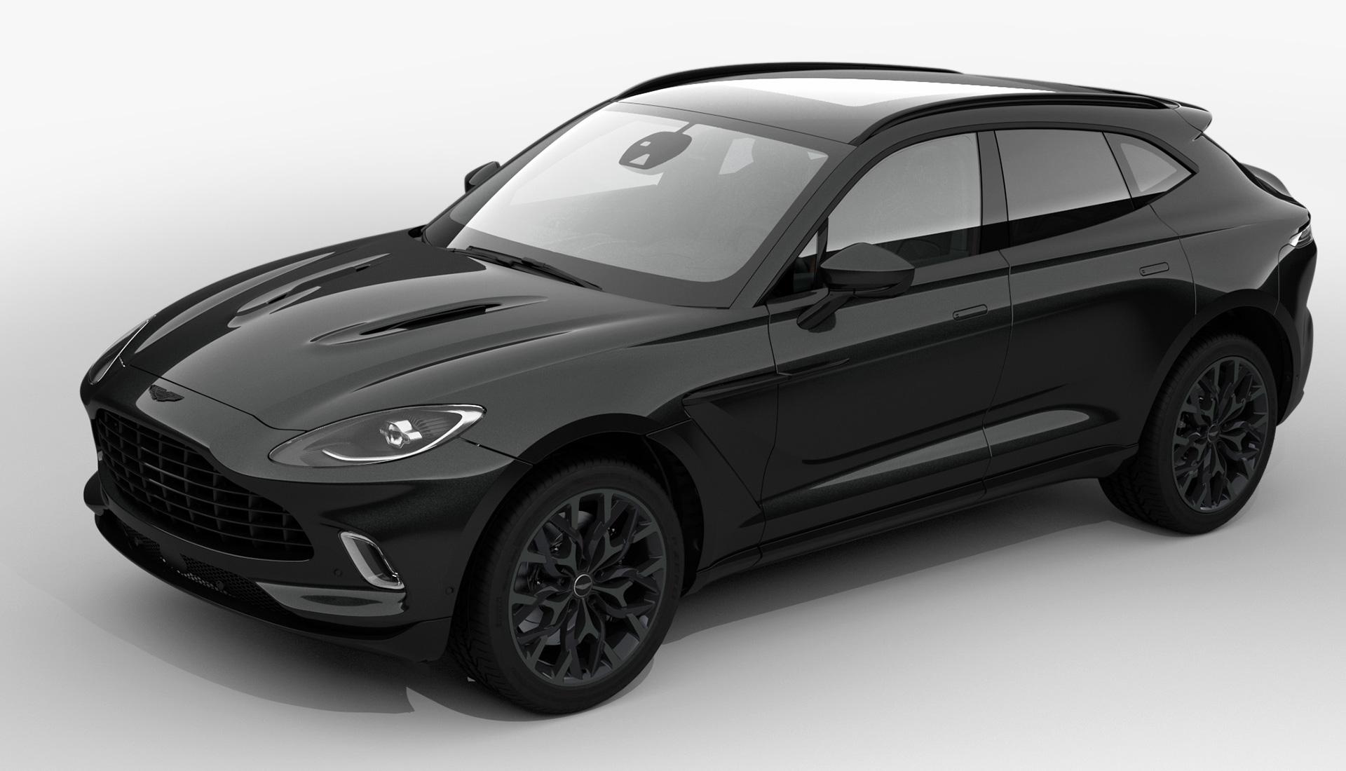 Aston Martin фото