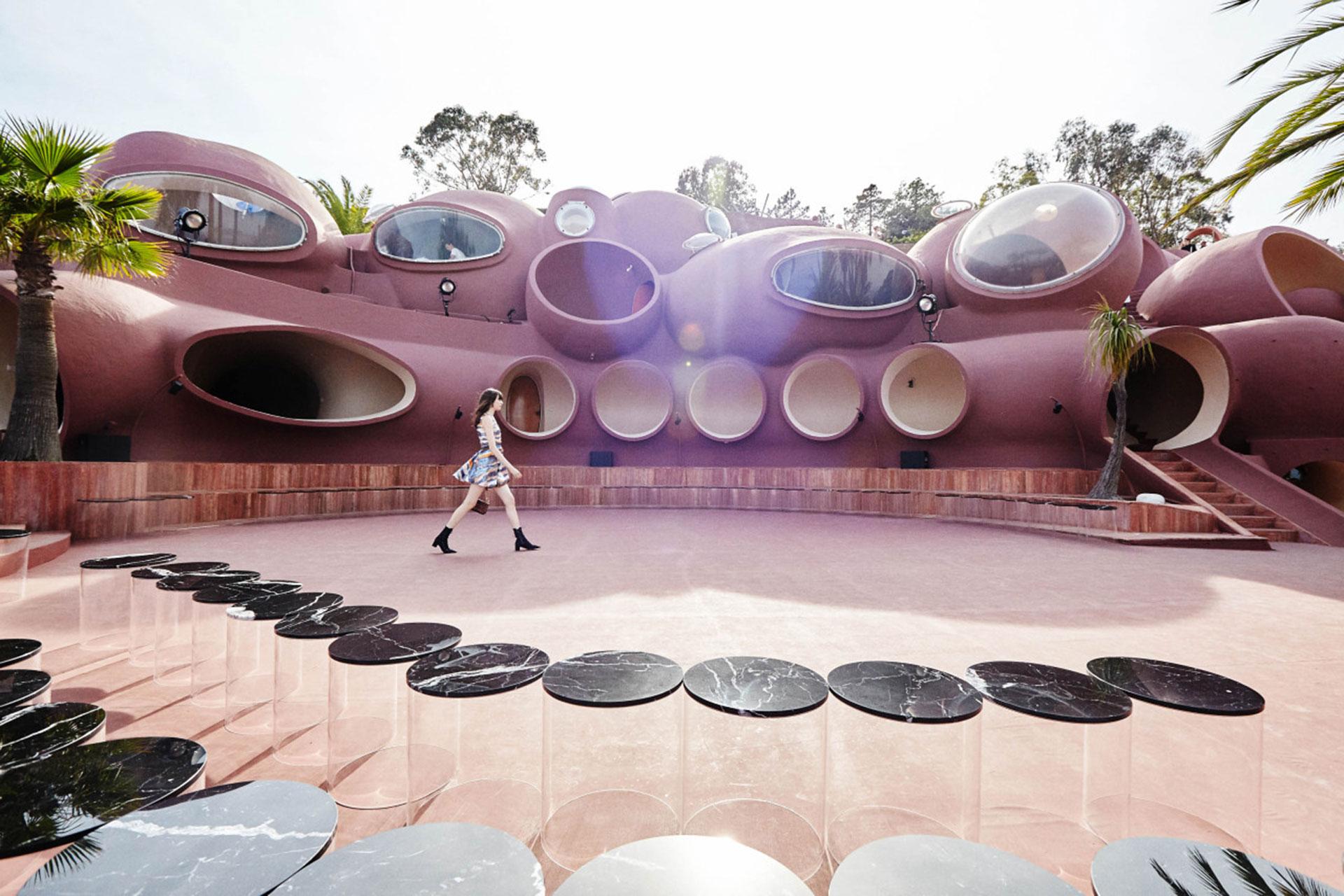 «Дворец пузырей» Антти Ловага фото
