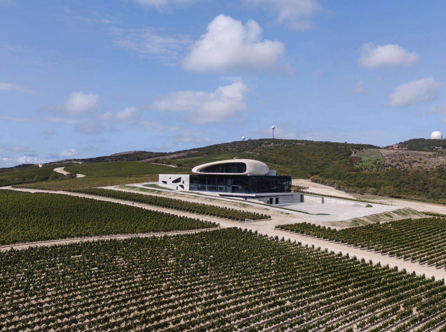 Винодельня Côte Rocheuse фото