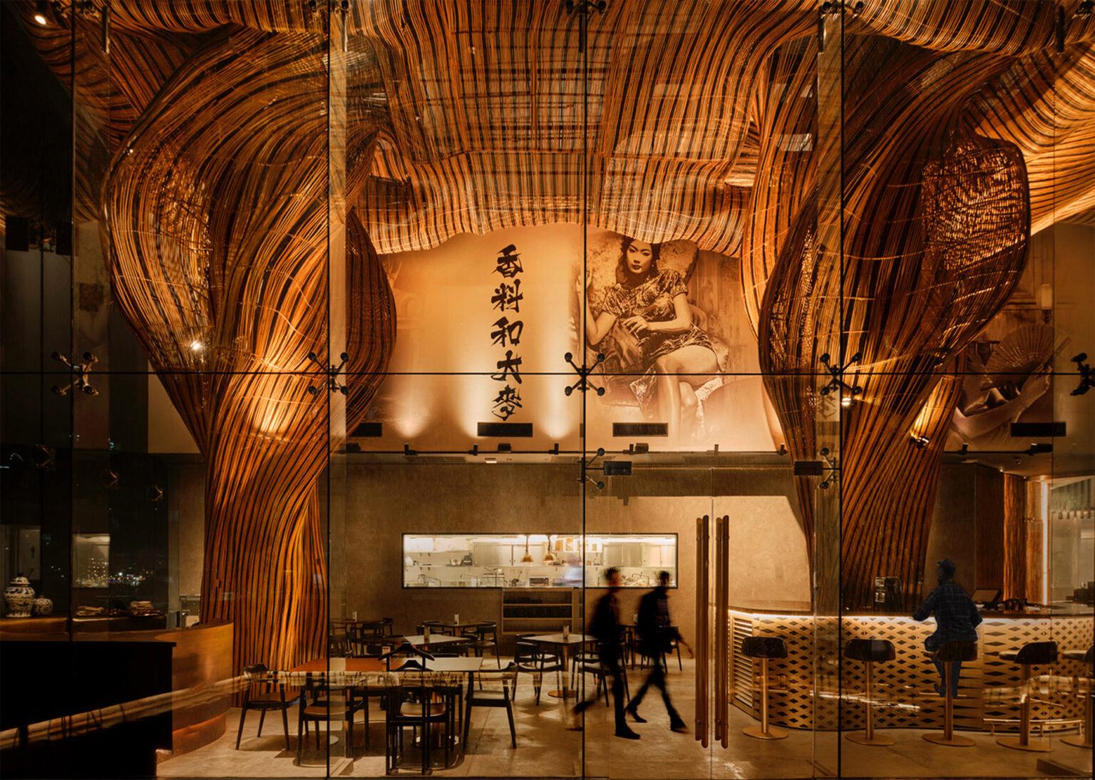 Ресторан в Бангкоке фото