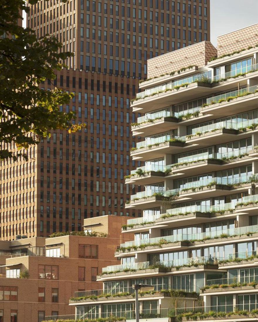 Голландская архитектура фото