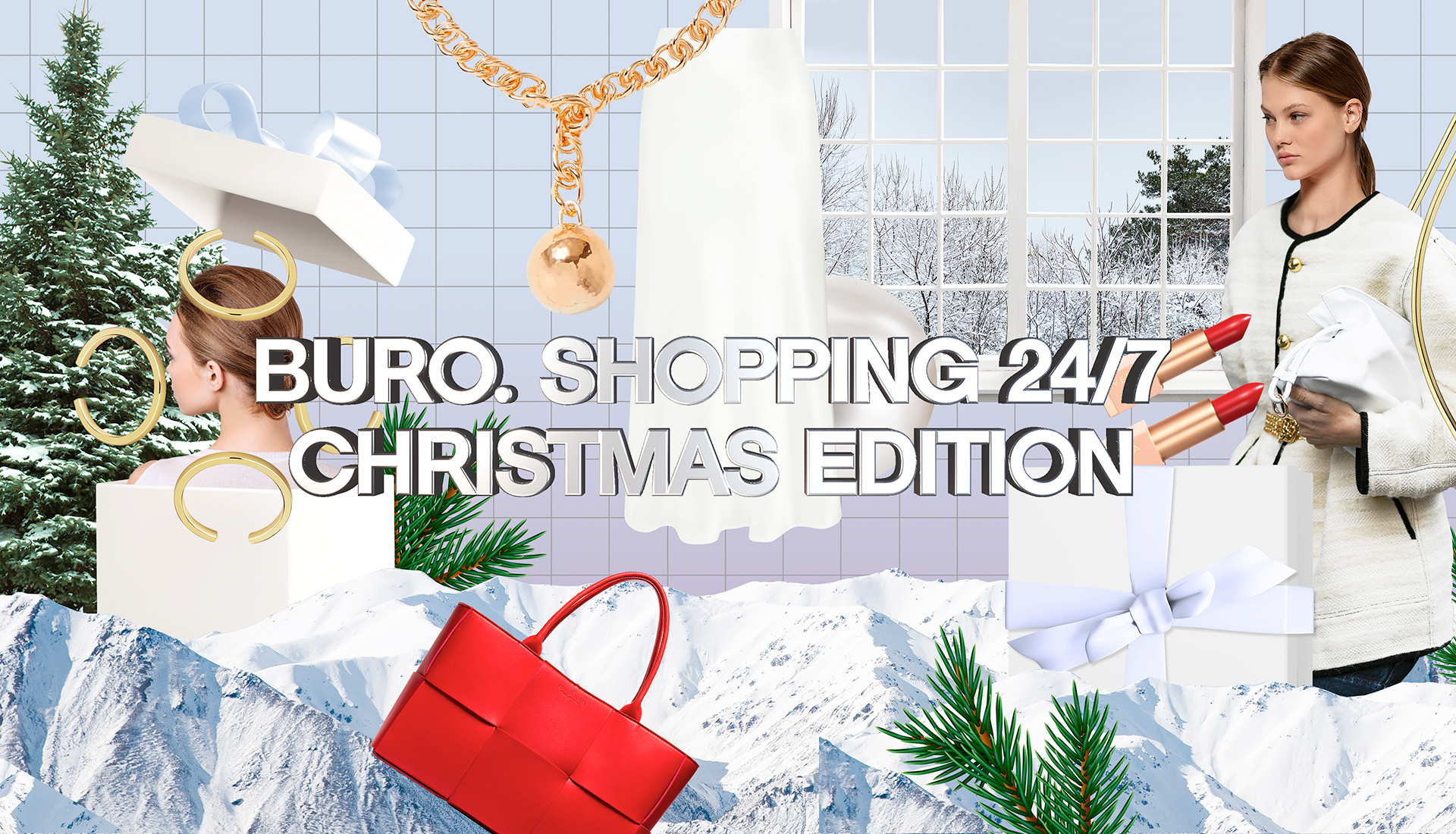 BURO шопинг фото