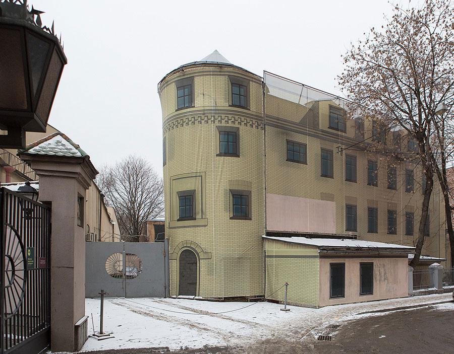 Дом Василия Поленова фото