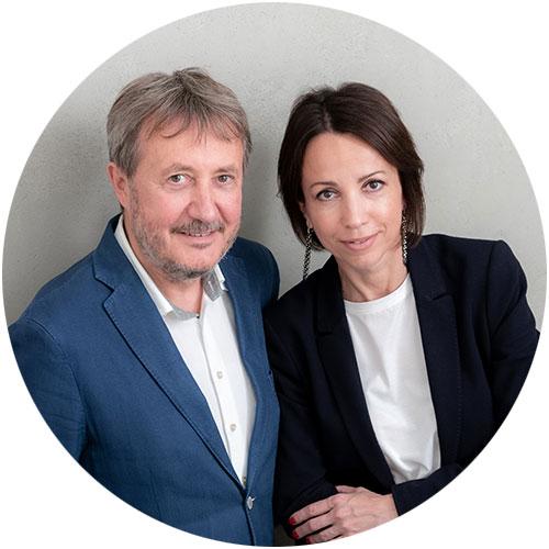 Марина и Сергей Туманины фото