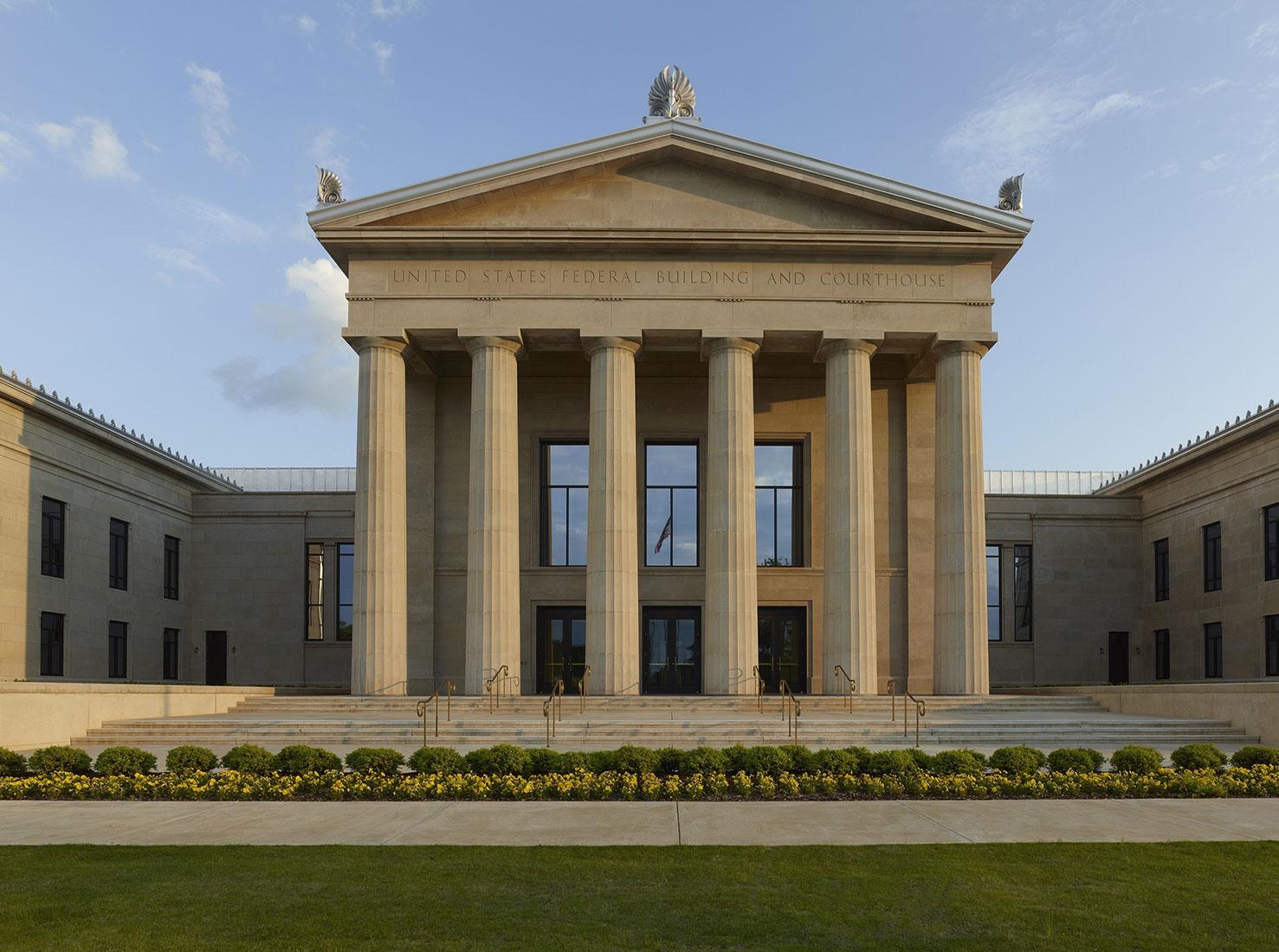Архитектура США фото