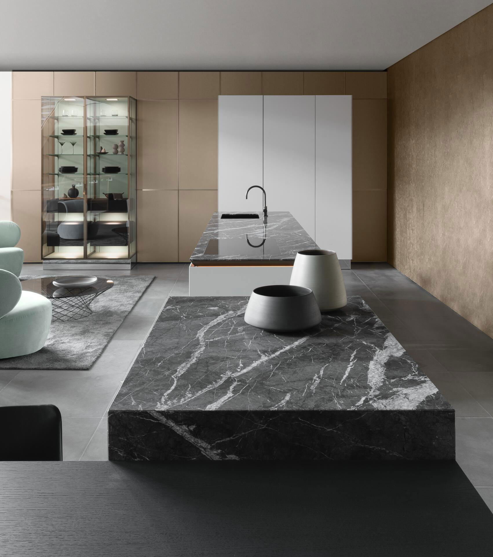 кухня SieMatic SLX Pure фото
