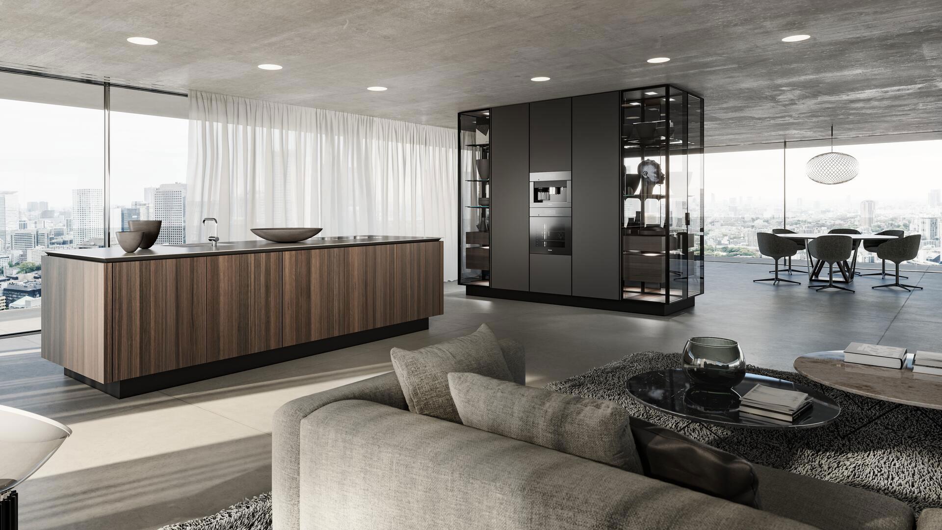 кухня SieMatic SLX Pure фото