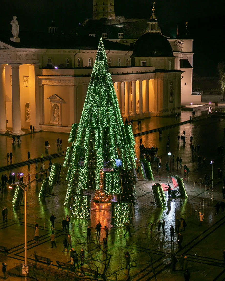 Рождественская елка фото