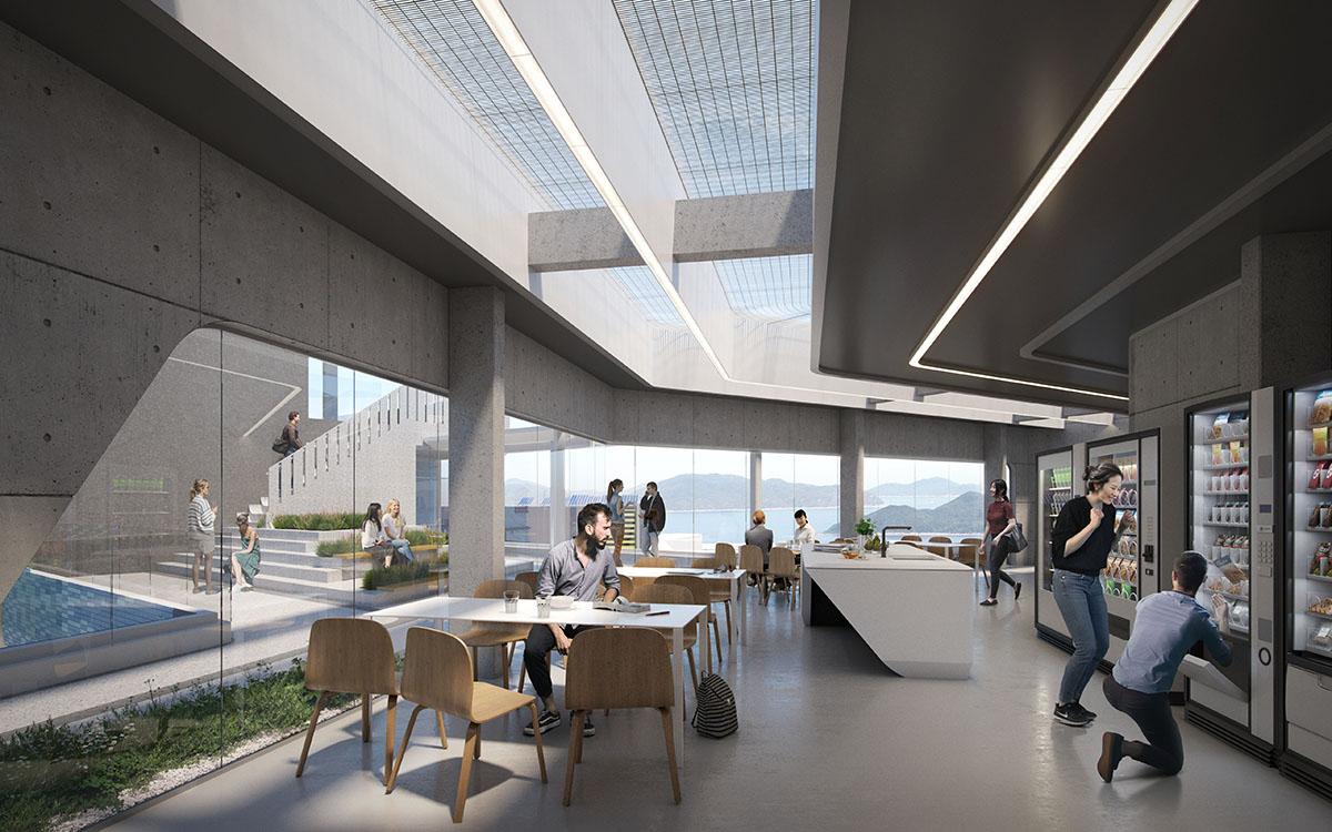 Zaha Hadid Architects проект фото