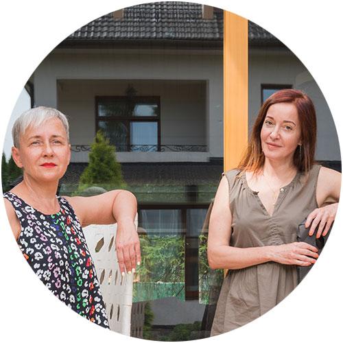 Татьяна Дербилова и Наталия Суслина фото