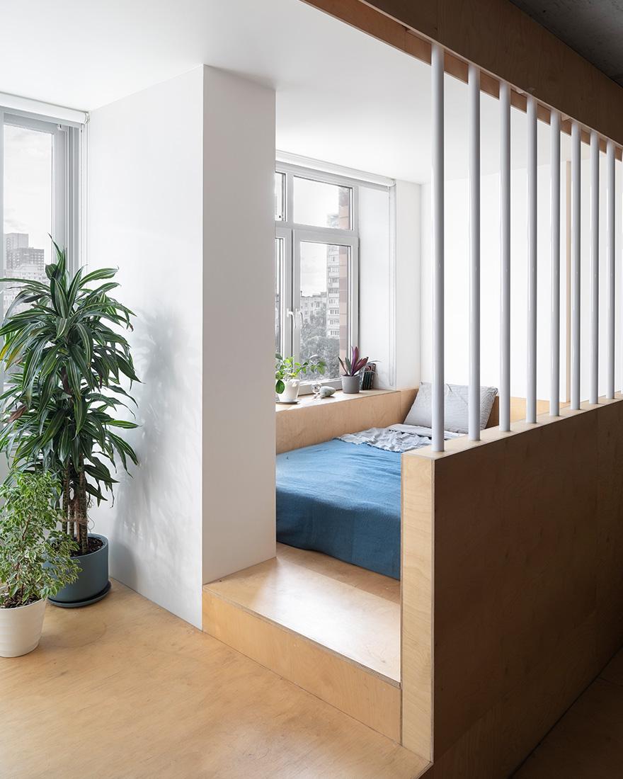 дизайн квартиры 50 кв м фото