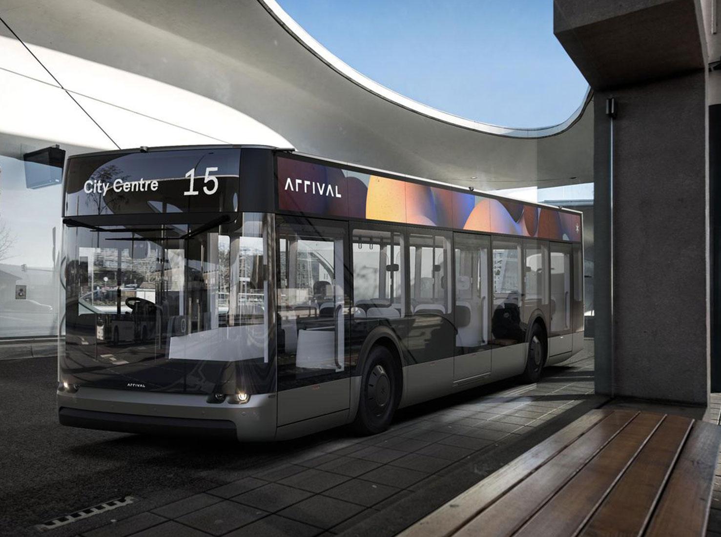 Электро-автобус Arrival фото