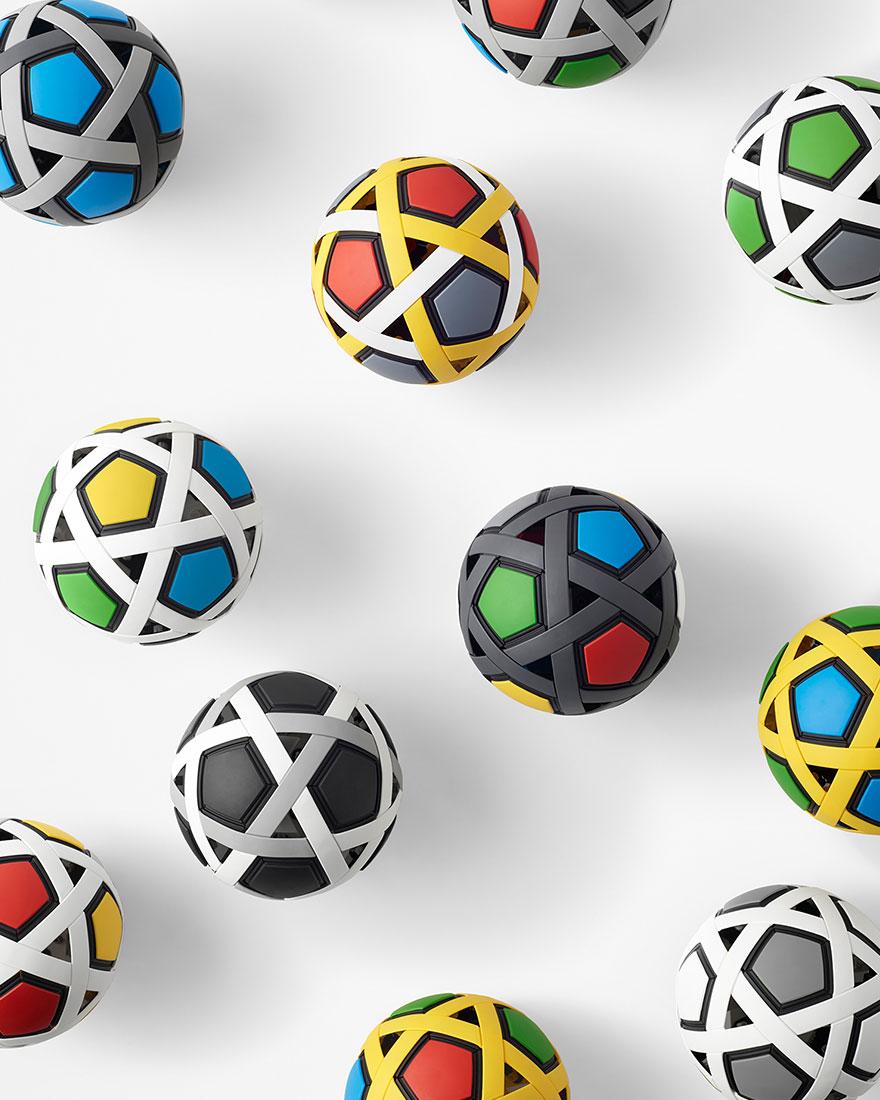 Футбольный мяч дизайн фото