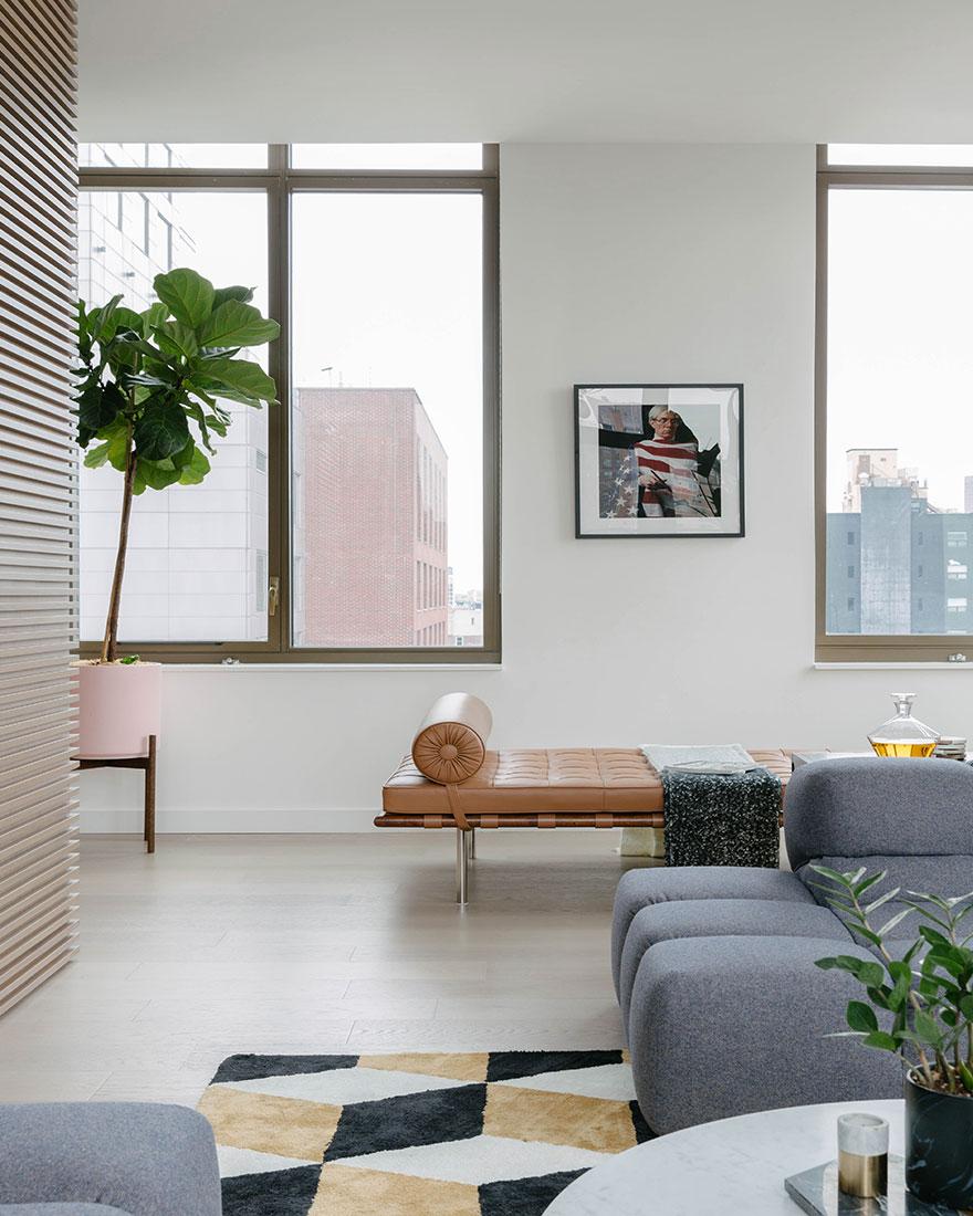 Квартира в Нью-Йорке фото