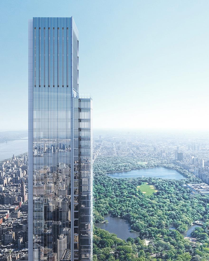 самое высокое здание фото