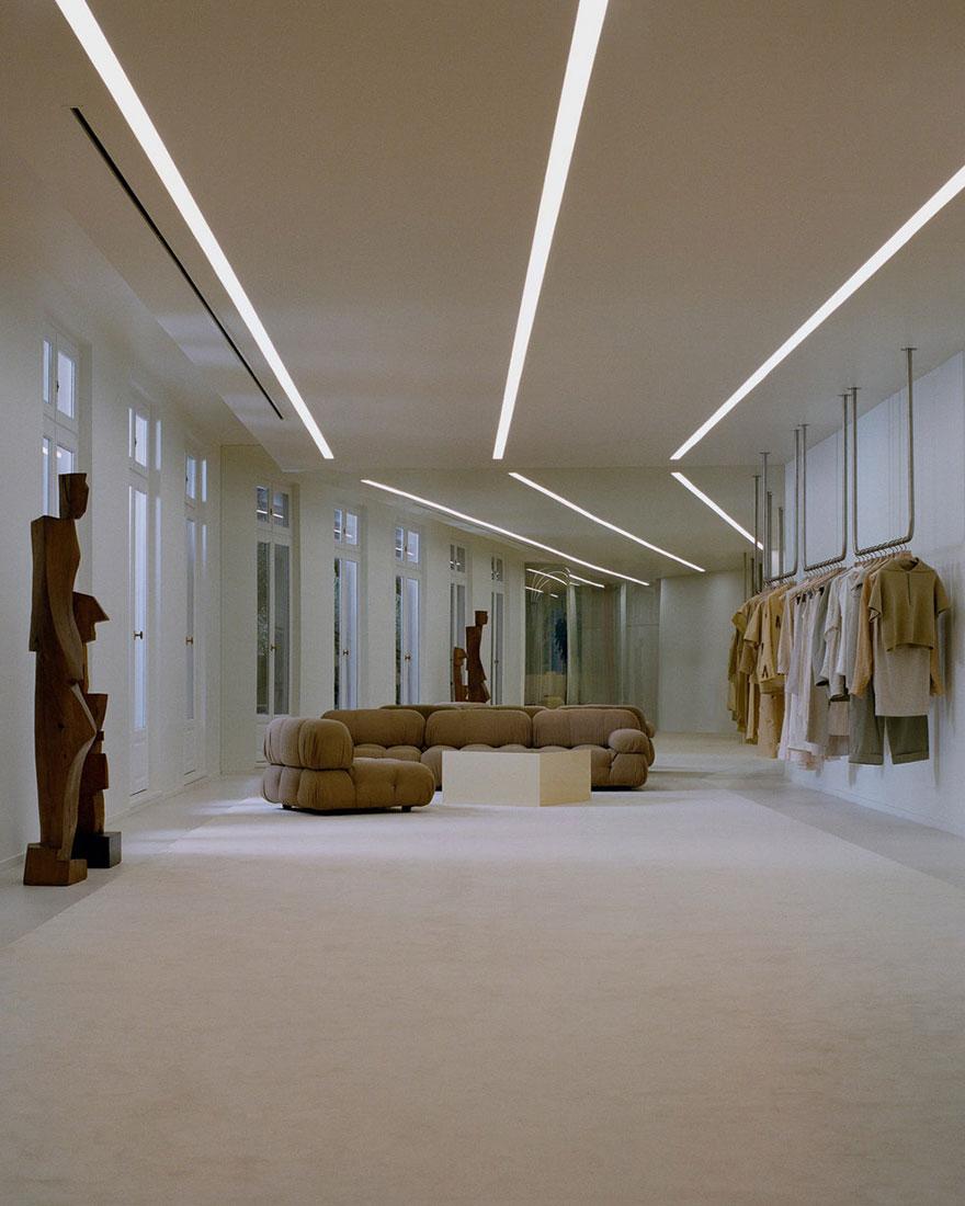 офис Jacquemus фото