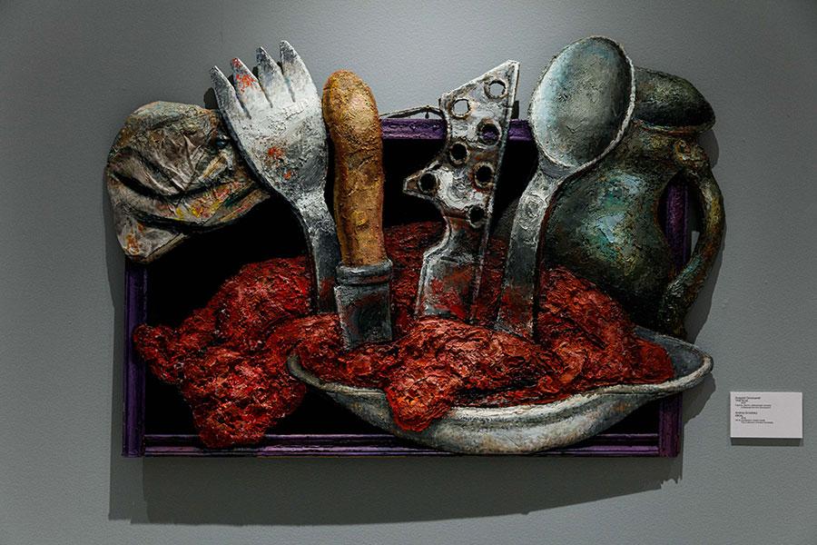 Андрей Гросицкий «Вещность» фото