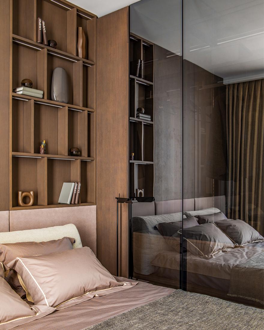 Квартира в Москва-Сити фото