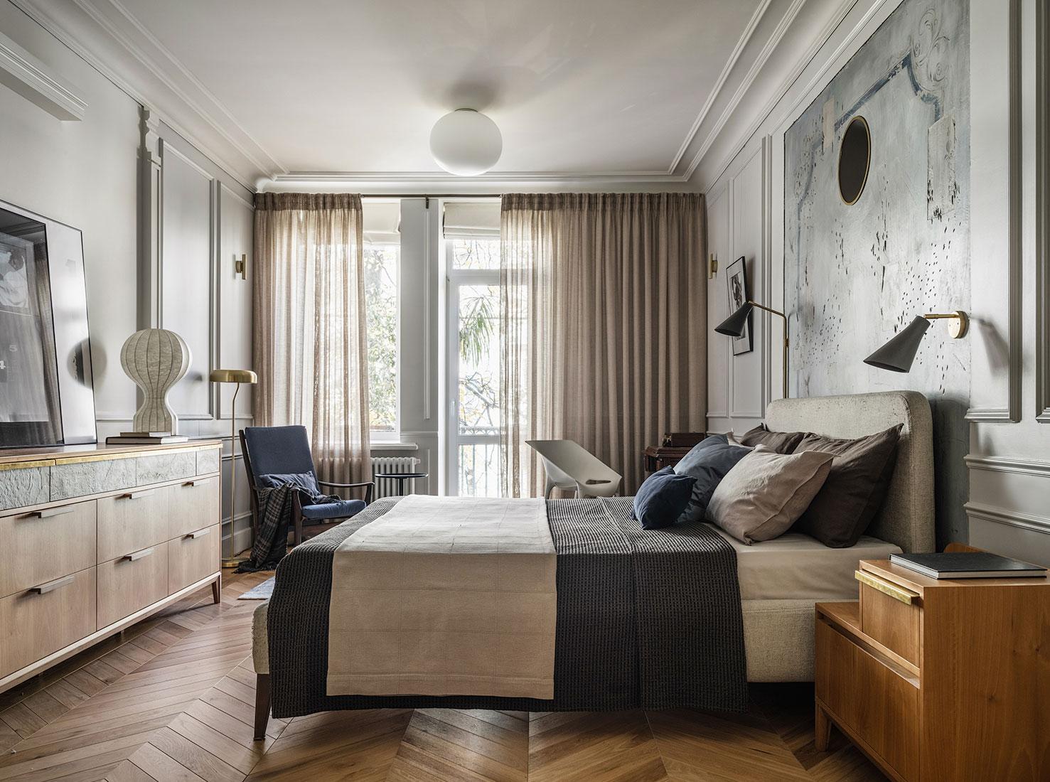 квартиры в сталинских домах фото