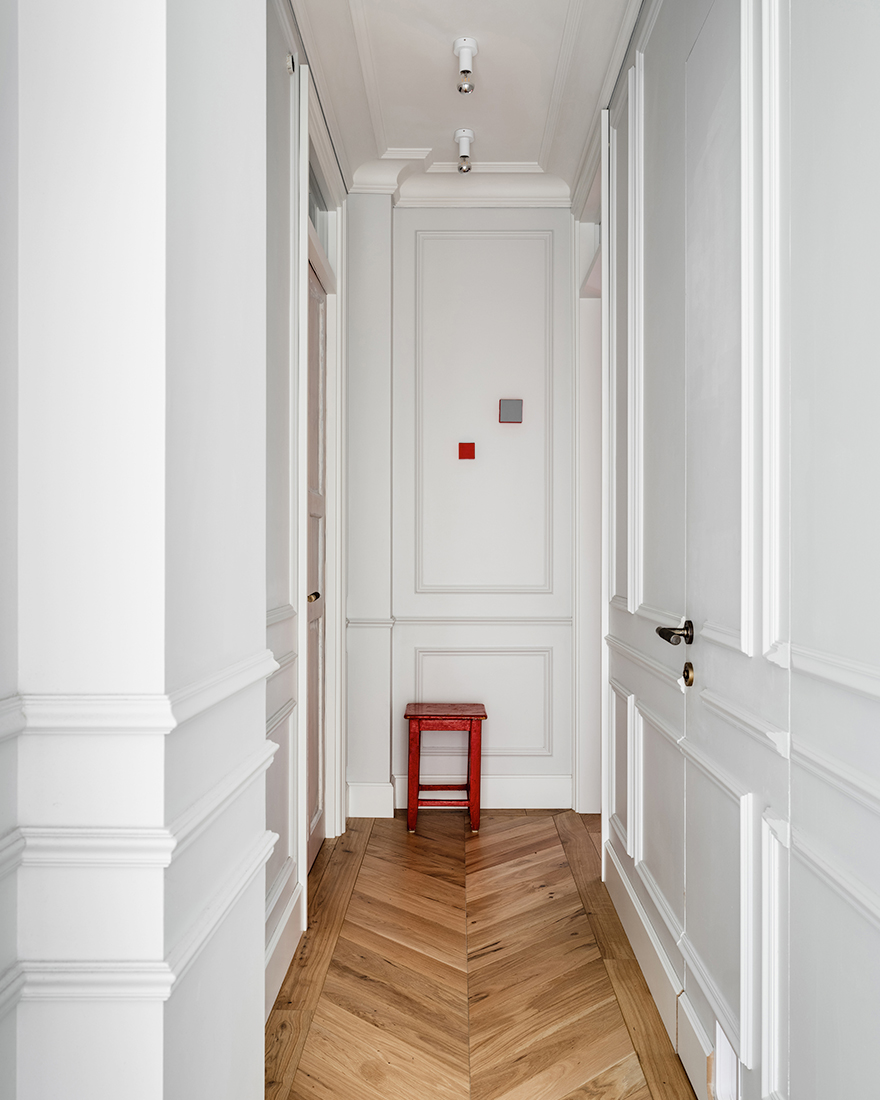 квартира в сталинском доме фото