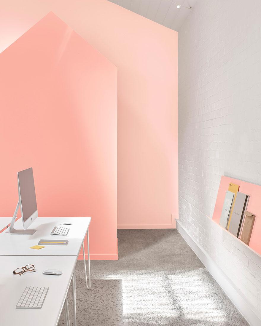 Офисный дизайн фото