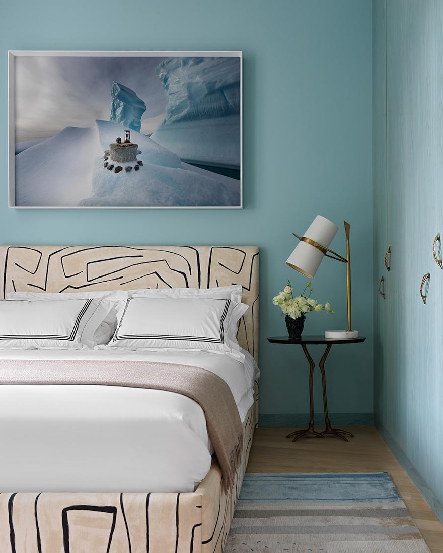 Квартира с искусством фото