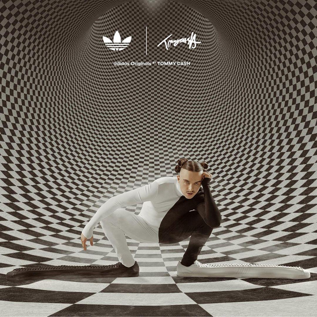 Adidas × Tommy Cash фото
