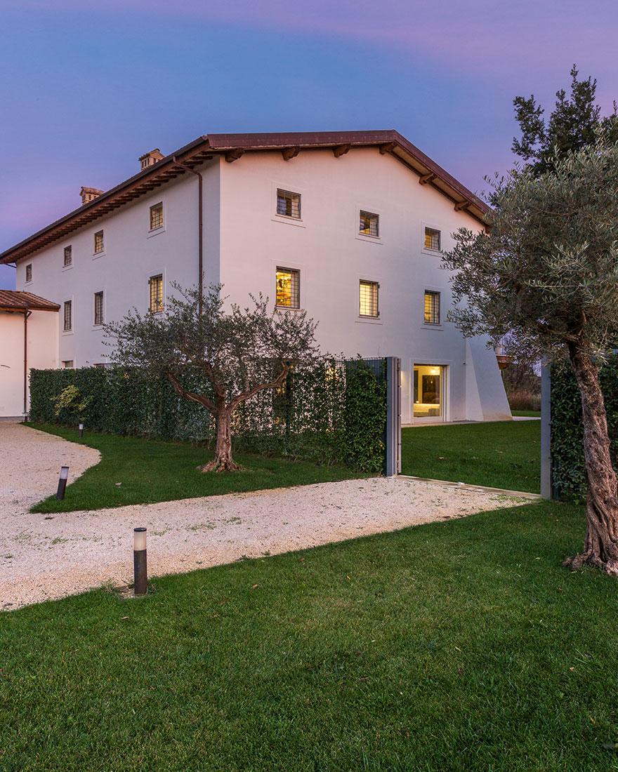 Дом в Италии фото