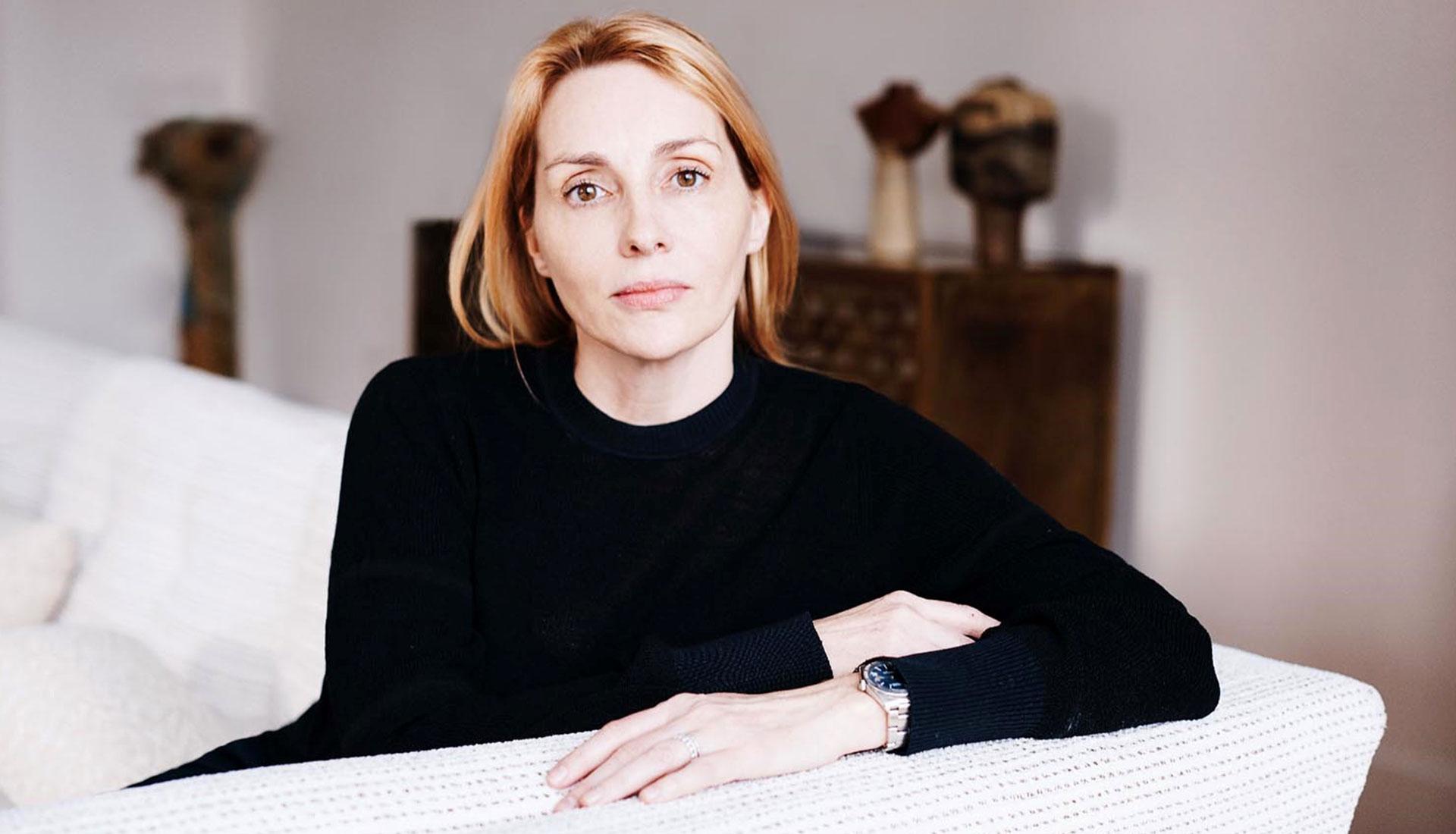 Изабель Дюберн-Малеве интервью фото