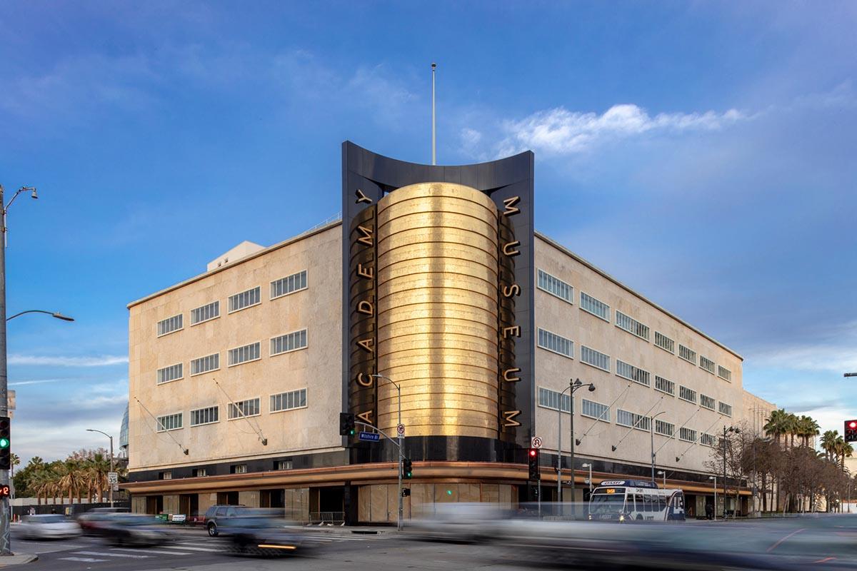 Музей Американской киноадемии фото