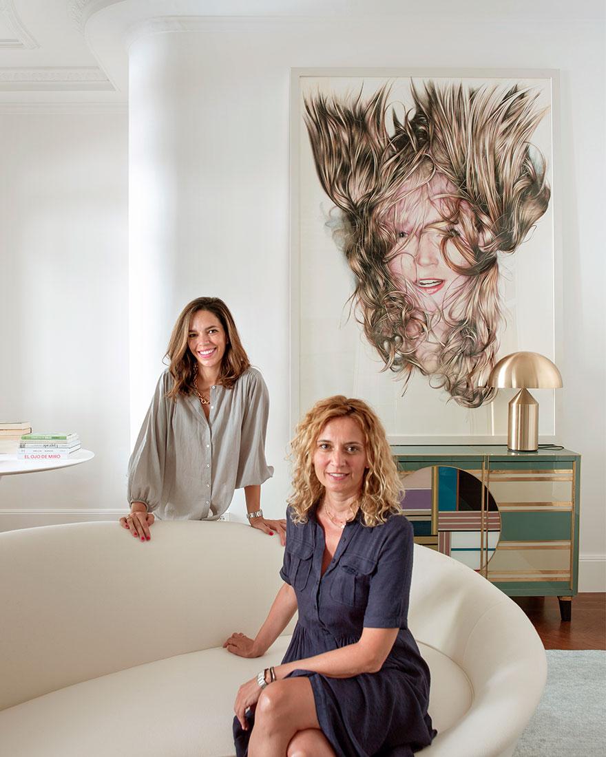 Лаура Монтеро и Марина Рейеро фото