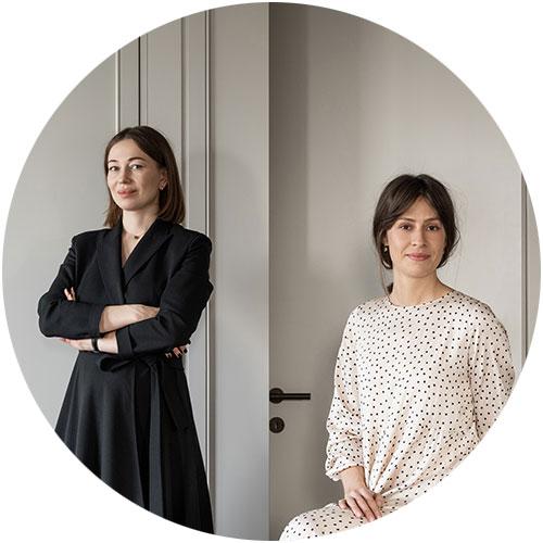 Екатерина Гафина и Юлия Никулина фото