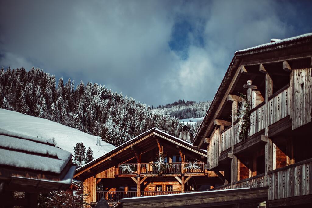 Отели в Альпах фото