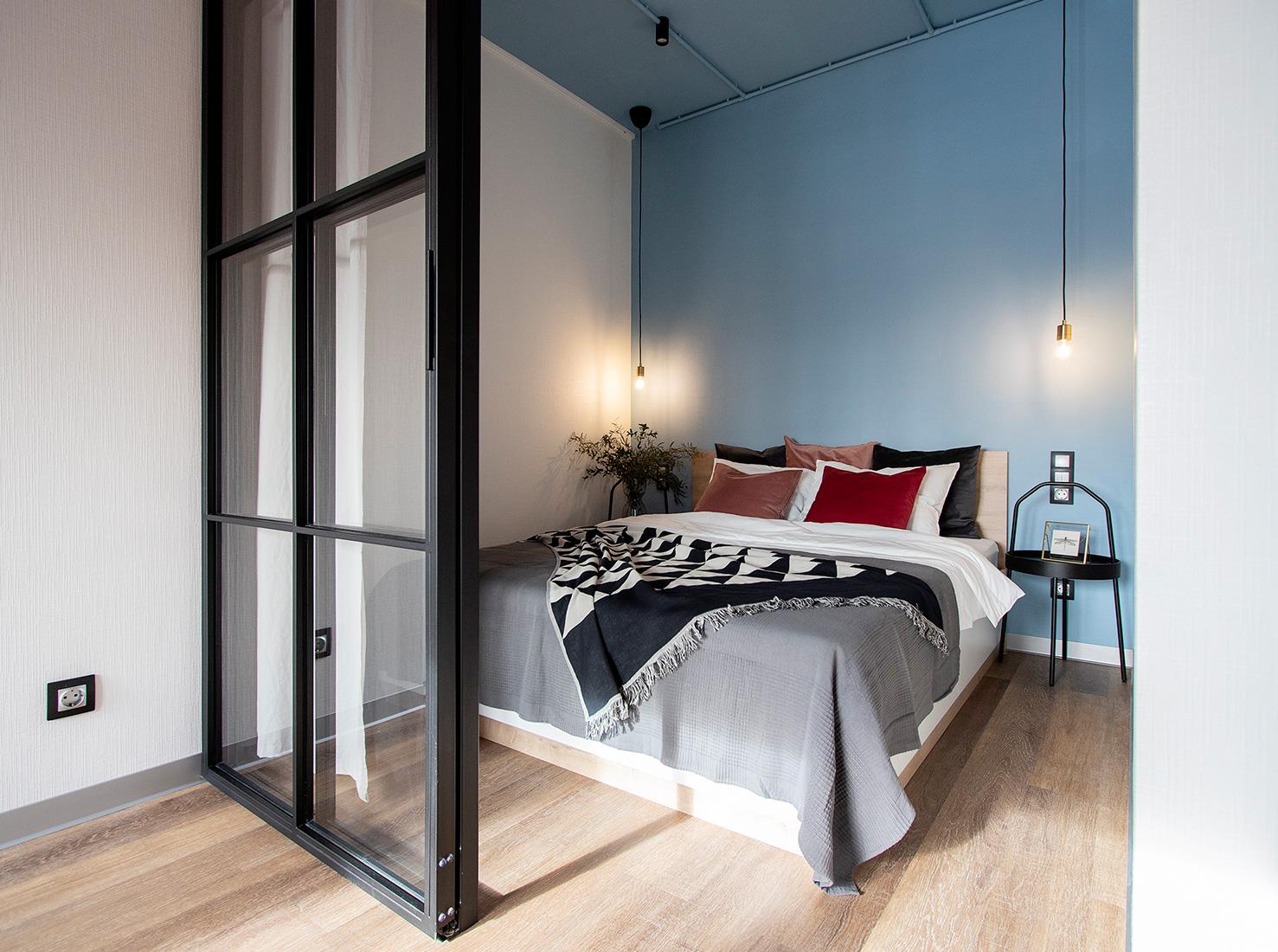 Дизайн квартиры 36 кв метров фото