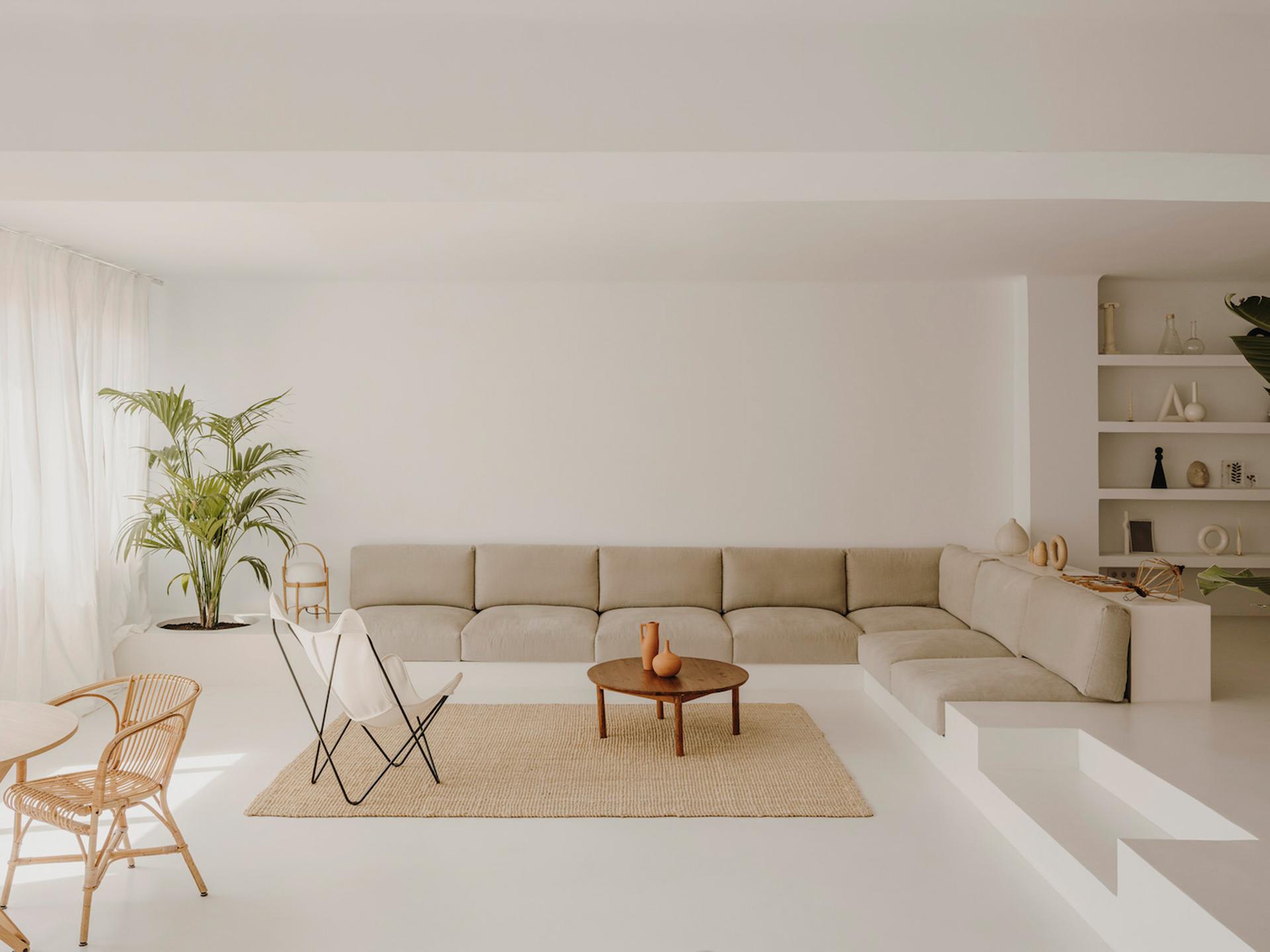 Квартира дизайнеров Изерна Серра и Валерии Васи в Барселоне