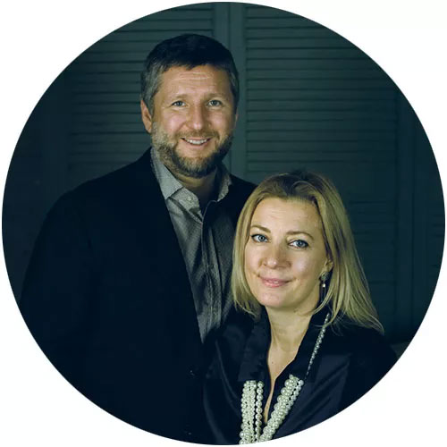 Татьяна и Дмитрий Хорошевы фото