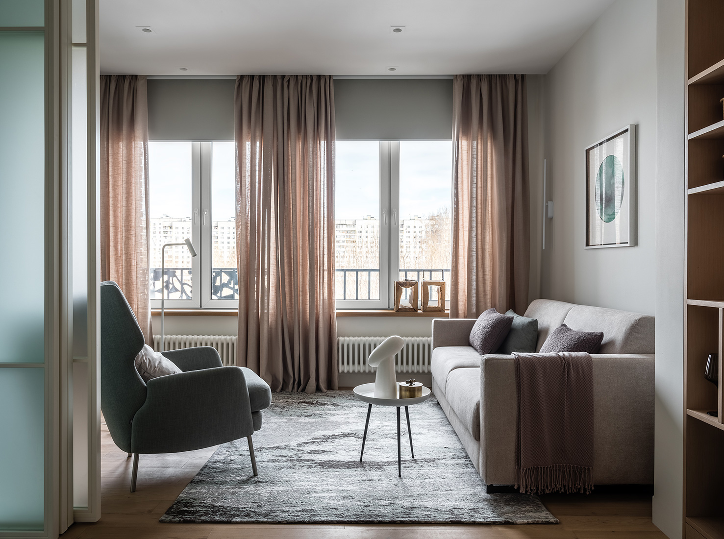 Дизайн квартиры 45 кв метров фото