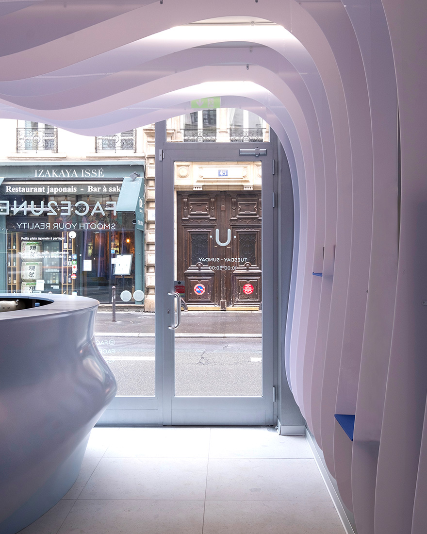 Салон красоты в Париже фото