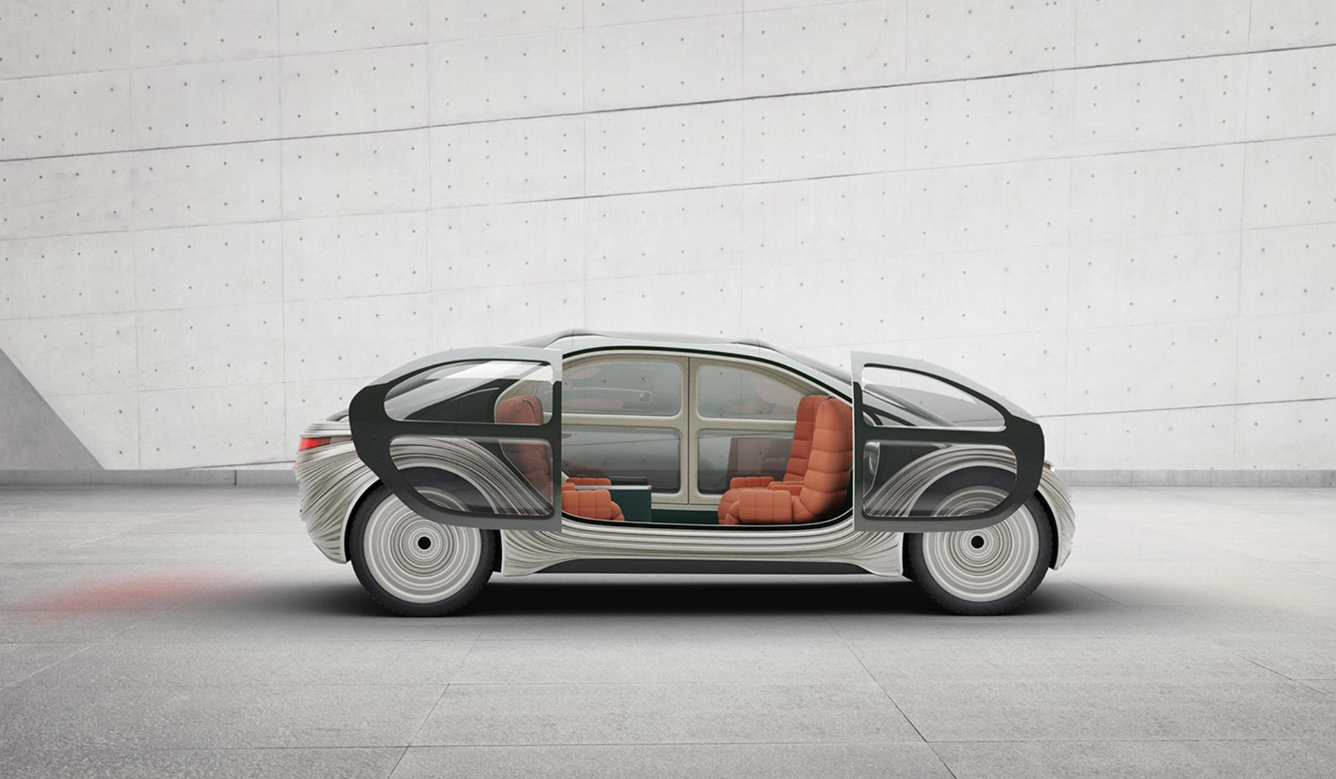 Автомобили будущего фото
