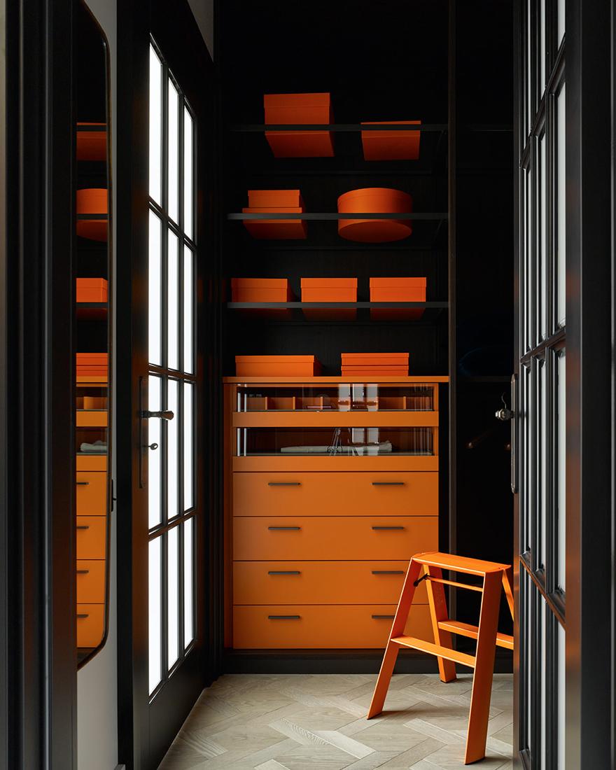 Дизайн гардеробной фото