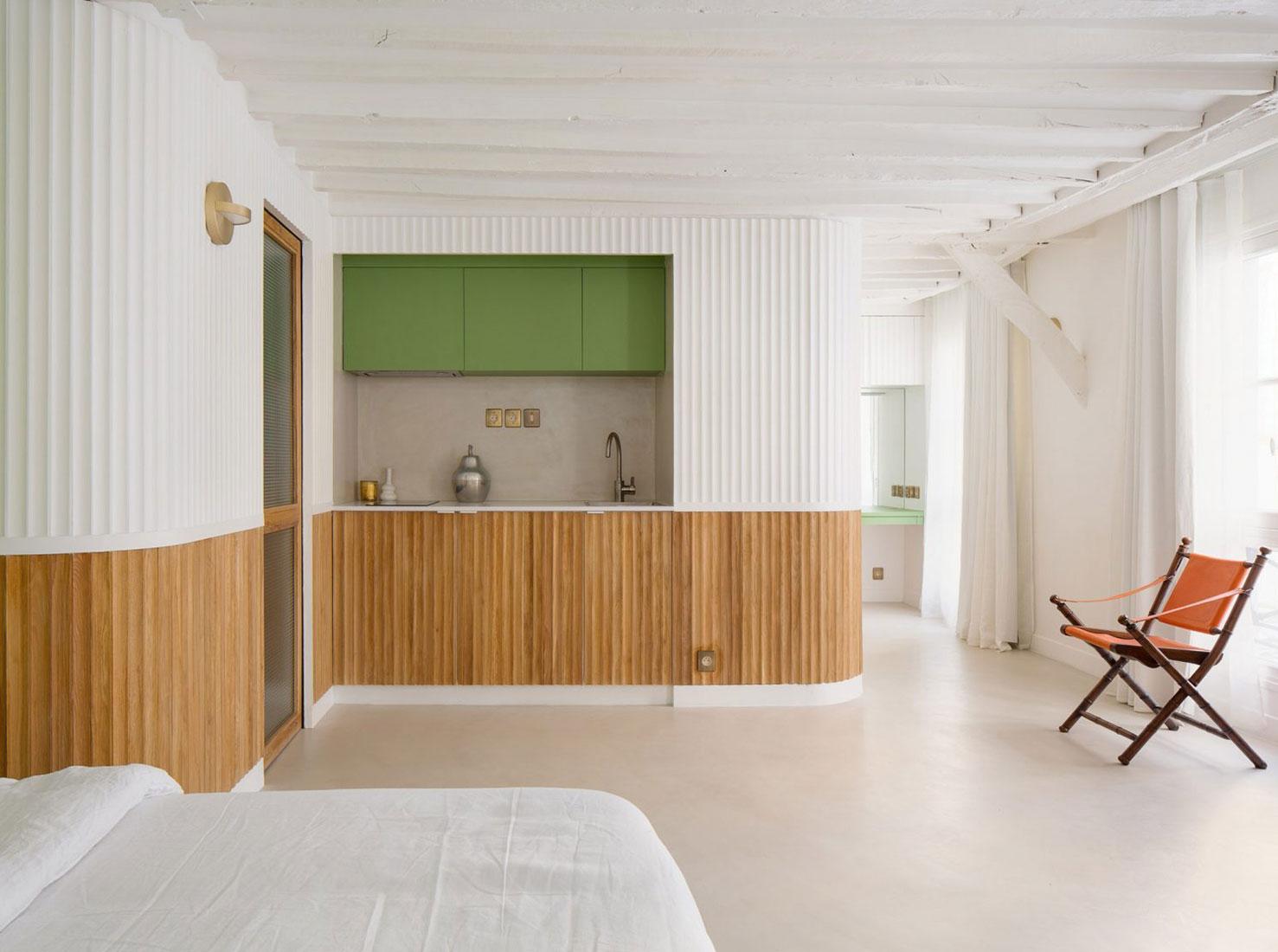Дизайн квартиры-студии фото
