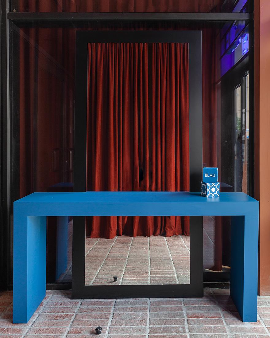 Ресторан Blau Москва фото