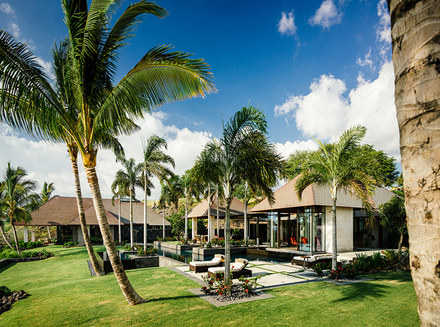 Вилла на Гавайях фото