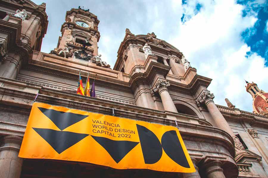 Валенсия столица дизайна фото